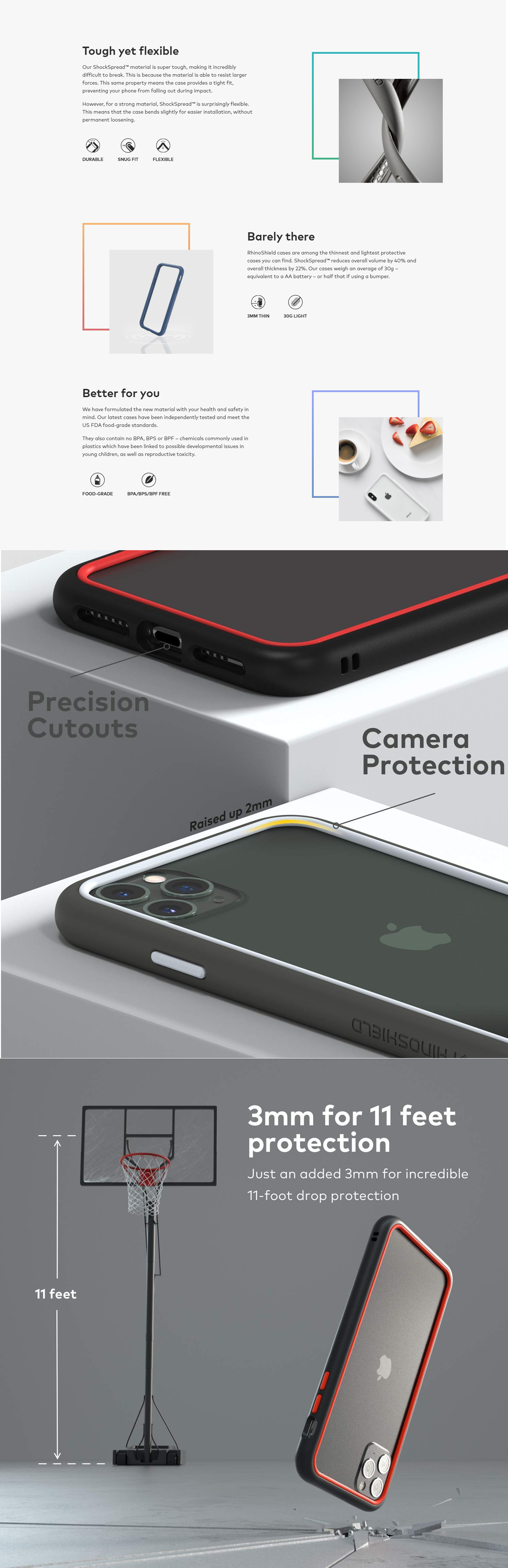 rhinoshield/4710562404319/1-des-fx-rhinoshield-MOD-NX-iphone-11-pro-rim-button-frame-clear-back-plate-red-color-4710562404319-malaysia-authorised-retailer