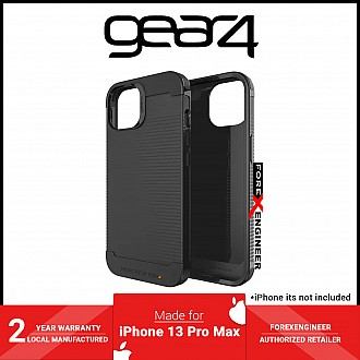 """Gear4 Havana for iPhone 13 Pro Max 6.7"""" 5G - Black (Barcode: 840056146426 )"""