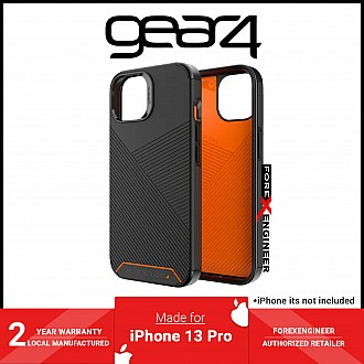 """Gear 4 Denali for iPhone 13 Pro 6.1"""" 5G - Black (Barcode: 840056146662 )"""