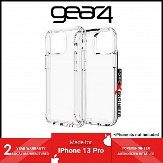 """Gear4 Crystal Palace for iPhone 13 Pro 6.1"""" 5G - Clear (Barcode: 840056146495 )"""