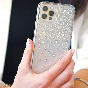 """Case-Mate Karat Crystal for iPhone 13 Pro Max 6.7"""" 5G with Antimicrobial  (Barcode: 840171706253 )"""