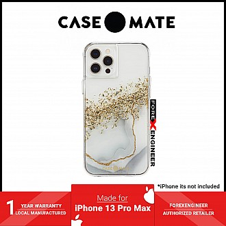 """Case-Mate Karat Marble for iPhone 13 Pro Max 6.7"""" 5G with Antimicrobial  (Barcode: 840171706239 )"""