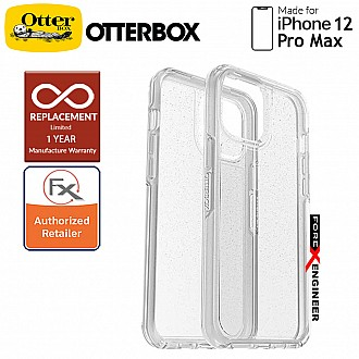 """Otterbox Symmetry Clear for iPhone 12 Pro Max 5G 6.7"""" - Stardust (Barcode : 840104216392 )"""