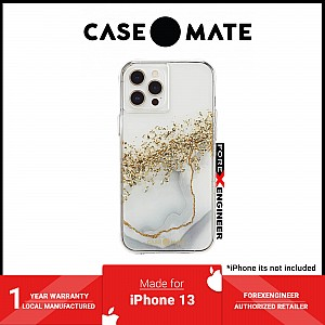 """Case-Mate Karat Marble for iPhone 13 6.1"""" 5G with Antimicrobial  (Barcode: 840171707120 )"""