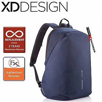 XD Design Bobby Softpack Anti-Theft Backpack - Navy Color ( Barcode : 252823 )