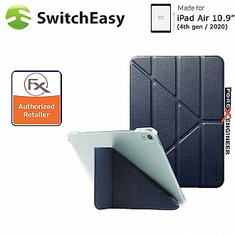 """[PRE-ORDER] SwitchEasy Origami for iPad Air 10.9"""" (2020) - Midnight Blue Color (Barcode : 4897094568488 ) (ETA: 2021-04-14)"""