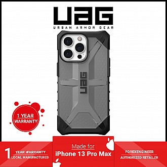 """UAG Plasma for iPhone 13 Pro Max 5G 6.7"""" - Ash ( Barcode: 810070363833 )"""