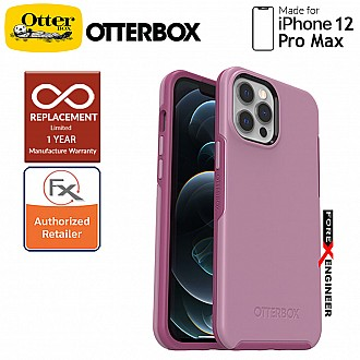 """Otterbox Symmetry for iPhone 12 Pro Max 5G 6.7"""" - Cake Pop Color (Barcode: 840104216323 )"""