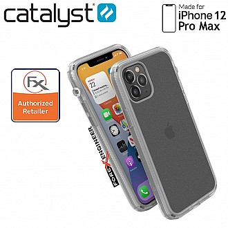 """Catalyst Influence for iPhone 12 Pro Max 5G 6.7"""" - Clear (Barcode : 840625106820 )"""