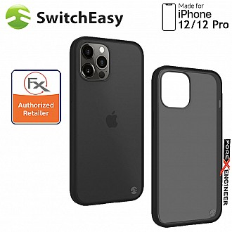 "Switcheasy Aero for iPhone 12 / 12 Pro 5G 6.1""- Transparent Black ( Barcode : 4897094567603 )"