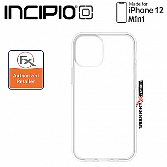 """Incipio NGP Pure for iPhone 12 Mini  5G 5.4"""" - Clear (Barcode : 191058124067 )"""