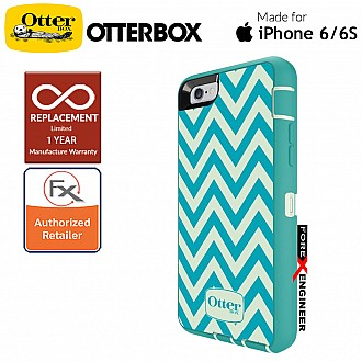 OtterBox Defender Series for iPhone 6 / 6s ( Happy Waves ) ( Barcode : 660543387763 )