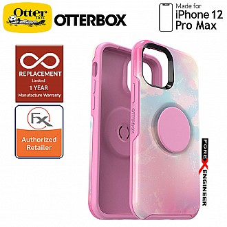 """Otterbox Otter + Pop Symmetry for iPhone 12 Pro Max 5G 6.7"""" - Daydreamer (Barcode: 840104220047 )"""