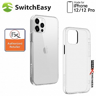 "Switcheasy Crush for iPhone 12 / 12 Pro 5G 6.1""- Clear ( Barcode : 4897094566248 )"