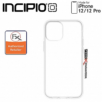 """Incipio NGP Pure for iPhone 12/ 12 Pro  5G 6.1"""" - Clear (Barcode : 191058124081 )"""