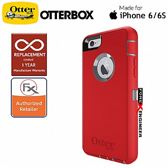 OtterBox Defender Series for iPhone 6 / 6s ( Fire Within ) ( Barcode : 660543383307 )