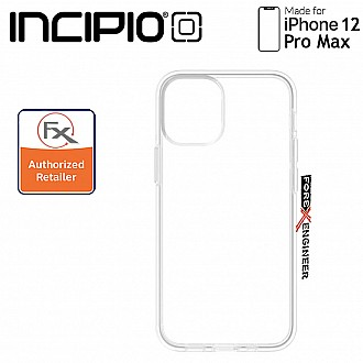"""Incipio NGP Pure for iPhone 12 Pro Max 5G 6.7"""" - Clear (Barcode : 191058124098 )"""