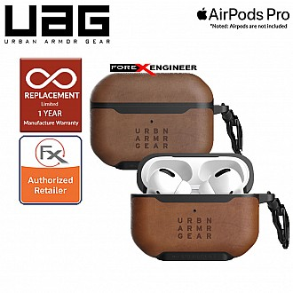 UAG Metropolis for Airpods Pro - Brown Leather (Barcode: 812451038156 )