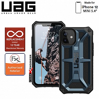 "UAG Monarch for iPhone 12 Mini 5G 5.4"" - Rugged Military Drop Tested - (  Mallard ) ( Barcode : 812451036534 )"