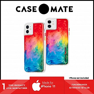 Case Mate Tough for iPhone 11 - Watercolor ( Barcode : 846127185844 )