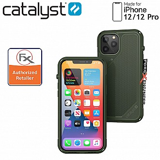 """Catalyst Vibe for iPhone 12 / 12 Pro 5G 6.1"""" - Army Green (Barcode : 840625106660 )"""