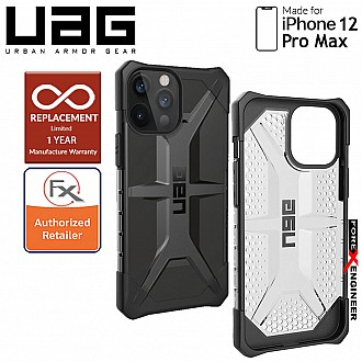 "UAG Plasma for iPhone 12 Pro Max 5G 6.1"" - Ash ( Barcode : 812451036206 )"