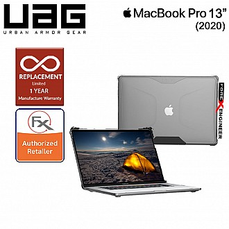 UAG Plyo for MacBook Pro 13 (2020) M1 Chip - Ice Color (Barcode: 812451037920 )