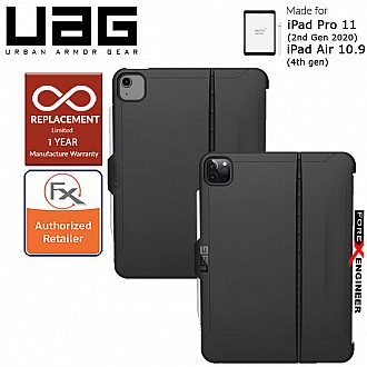 """UAG Scout for iPad Air 10.9"""" (4th Gen) / iPad Pro 11 (2nd Gen 2020) - Black (Barcode : 812451038248 )"""