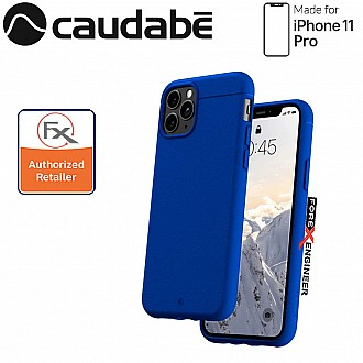 Caudabe the Sheath for iPhone 11 Pro ( Electric Blue ) ( Barcode : 33333333 )