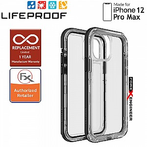 """Lifeproof NEXT iPhone 12 Pro Max 5G 6.7"""" - Black Crystal (Barcode : 840104216422 )"""