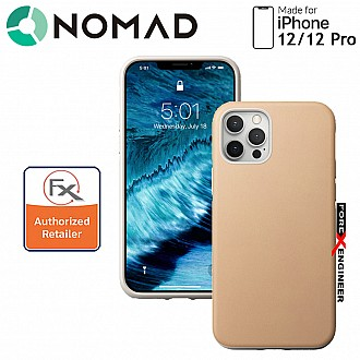 """Nomad Rugged Case for iPhone 12 / 12 Pro 5G 6.1"""" - Natural ( Barcode : 856500019451 )"""