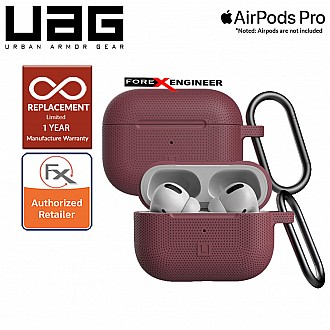UAG [ U ] Silicone Case for AirPods Pro - Aubergine color ( Barcode: 812451036398 )