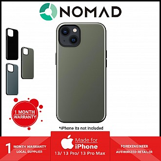 """[PRE-ORDER) Nomad Sport Case for iPhone 13 6.1"""" 5G - MagSafe Compatible - Green (Barcode: 856500010496 ) (ETA: 2021-10-08)"""