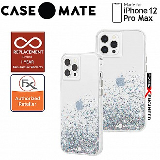 """Case Mate Twinkle Ombré with MicroPel for iPhone 12 Pro Max 5G 6.7"""" -  Multi (Barcode : 846127197052)"""
