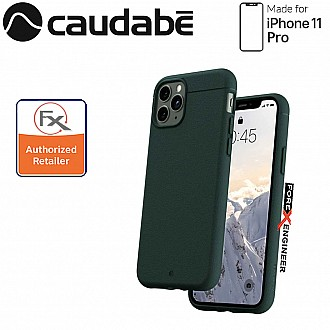 Caudabe the Sheath for iPhone 11 Pro ( Forest Green ) ( Barcode : 33333332 )