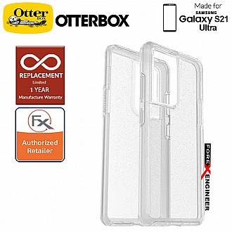 OtterBox Symmetry Clear for  Samsung Galaxy S21 Ultra 5G -  Stardust (Barcode : 840104245309 )