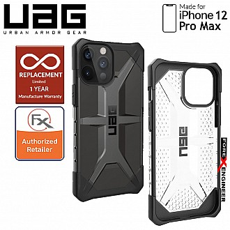 "UAG Plasma for iPhone 12 Pro Max 5G 6.1"" - Ice ( Barcode : 812451036213 )"