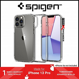 """Spigen Ultra Hybrid for iPhone 13 Pro 6.1"""" 5G - Crystal Clear (Barcode: 8809811850093 )"""
