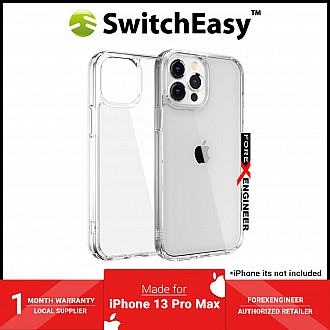 """SwitchEasy Crush for iPhone 13 Pro Max 6.1"""" 5G - AirBarrier Shockproof - Clear (Barcode: 4895241101595 )"""