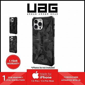 """UAG Pathfinder SE for iPhone 13 Pro Max 5G 6.7"""" - Black Midnight Camo (Barcode: 810070363925 )"""