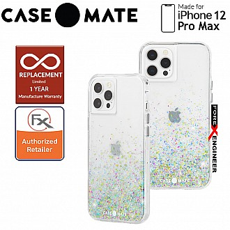 """Case Mate Twinkle Ombré with MicroPel for iPhone 12 Pro Max 5G 6.7"""" -  Confetti (Barcode : 846127197045 )"""