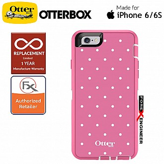 OtterBox Defender Series for iPhone 6 / 6s - Candied Dots ( Barcode : 660543387770 )