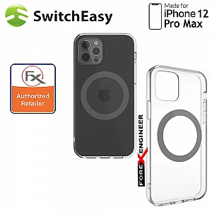 """SwitchEasy MagEasy for iPhone 12 Pro Max 5G 6.7"""" - Space Gray  (Barcode : 4897094568945 )"""