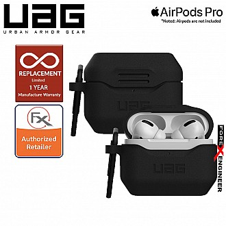 UAG Standard Issue Silicone_001 for Airpods Pro - Black color ( Barcode : 812451035391 )