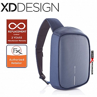 XD Design Bobby Sling - Anti-Theft Sling Bag - Blue ( Barcode : 7878784 )
