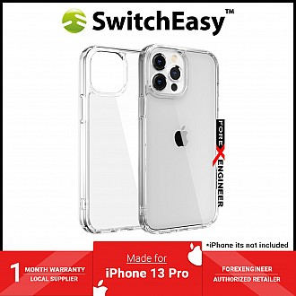 """SwitchEasy Crush for iPhone 13 Pro 6.1"""" 5G - AirBarrier Shockproof - Clear (Barcode: 4895241101588 )"""