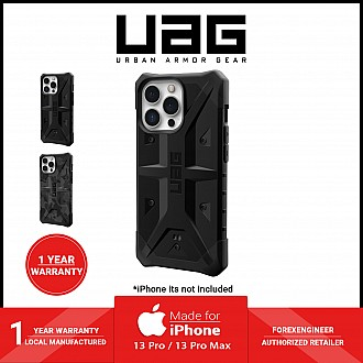 """UAG Pathfinder for iPhone 13 Pro Max 5G 6.7"""" - Black (Barcode: 810070363918 )"""