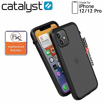 """Catalyst Influence for  iPhone 12 / 12 Pro 5G 6.1"""" - Stealth Black (Barcode : 840625106776 )"""