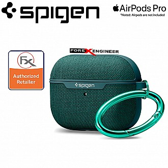 Spigen Urban Fit for Airpods Pro - Midnight Green Colour (Barcode : 8809685626886 )