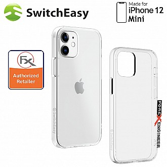 """Switcheasy Crush for iPhone 12 Mini 5G 5.4""""- Clear ( Barcode : 4897094566231 )"""